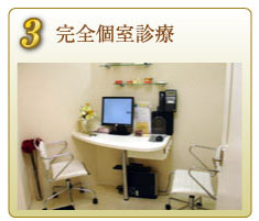 完全個室診療